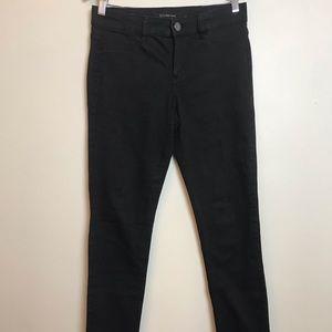 Black Calvin Klein jeans size 4